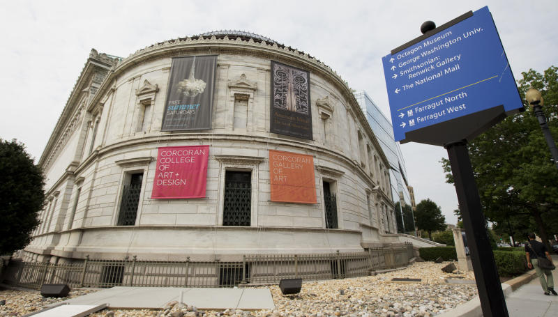 Judge approves merger of Corcoran Gallery of Art
