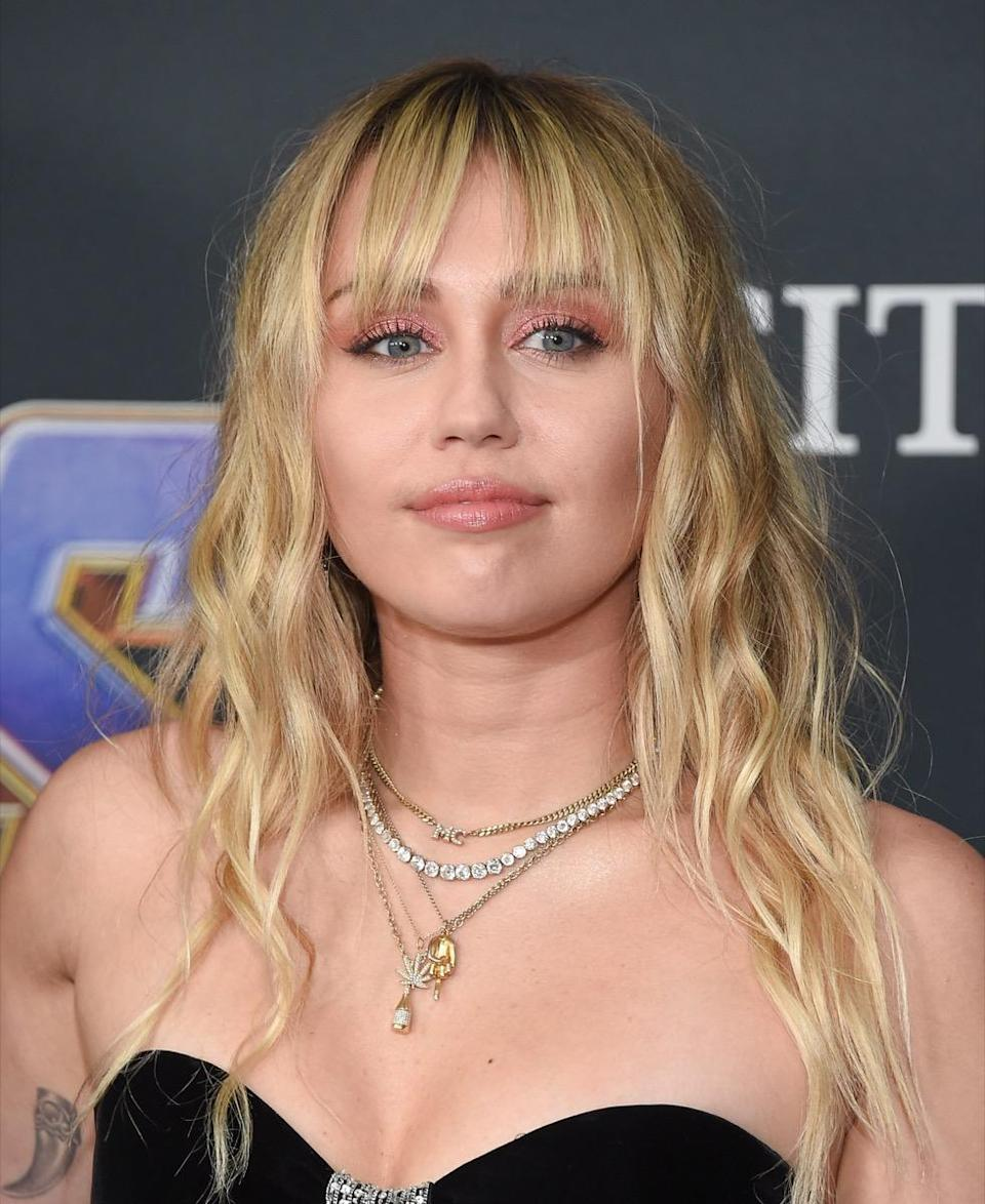 "After <em>Hannah Montana</em>, Cyrus seemed ready to do anything. This meant roles in movies like <em>LOL</em> (2012) and on shows like <em>Two and a Half Men</em> (2012) and <em>Black Mirror</em> (2019). Cyrus also used her music to drive home the fact that she was more than a Disney Channel star with tunes like ""We Can't Stop,"" ""Wrecking Ball,"" ""Adore You,"" ""Malibu,"" and ""Younger Now""—snagging a Grammy nomination along the way throughout seven studio albums thus far. Elsewhere, Cyrus has also been a judge on <em>The Voice</em> for two seasons, once in Season 11 and once in Season 13."