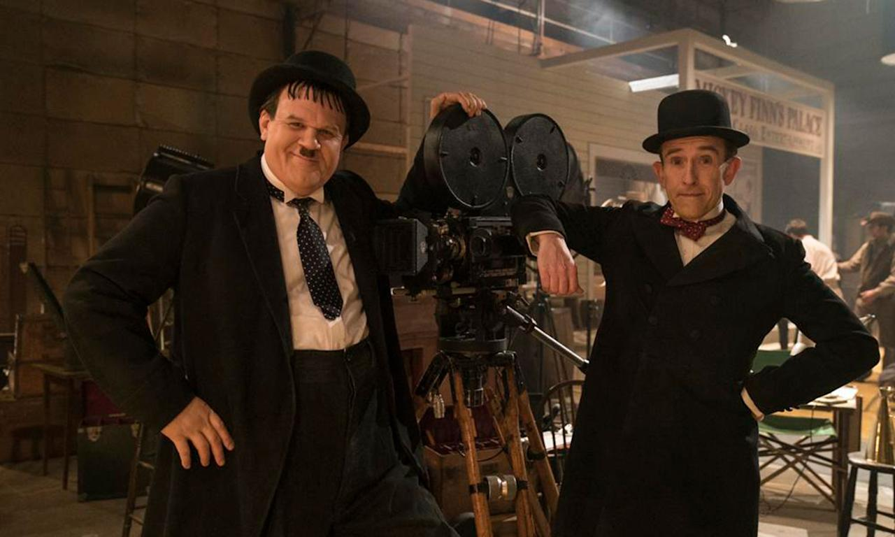 <p>The Festival closes with the World Premiere of <i>Stan & Ollie</i> on Sunday 21 October. Starring delightfully bang-on-target performances from Steve Coogan and John C Reilly as the legendary movie comedy duo, <i>Stan & Ollie</i> is a truly funny and touching film about a tender life-long friendship of Hollywood's greatest comedy double act, Laurel and Hardy. The film also stars Shirley Henderson and Nina Arianda in hilarious and touching turns as wives Lucille and Ida, as well as Danny Huston and Rufus Jones. Simultaneous preview screenings of <i>Stan & Ollie</i> will bring all of the excitement from the Leicester Square premiere to cinemas across the UK. </p>
