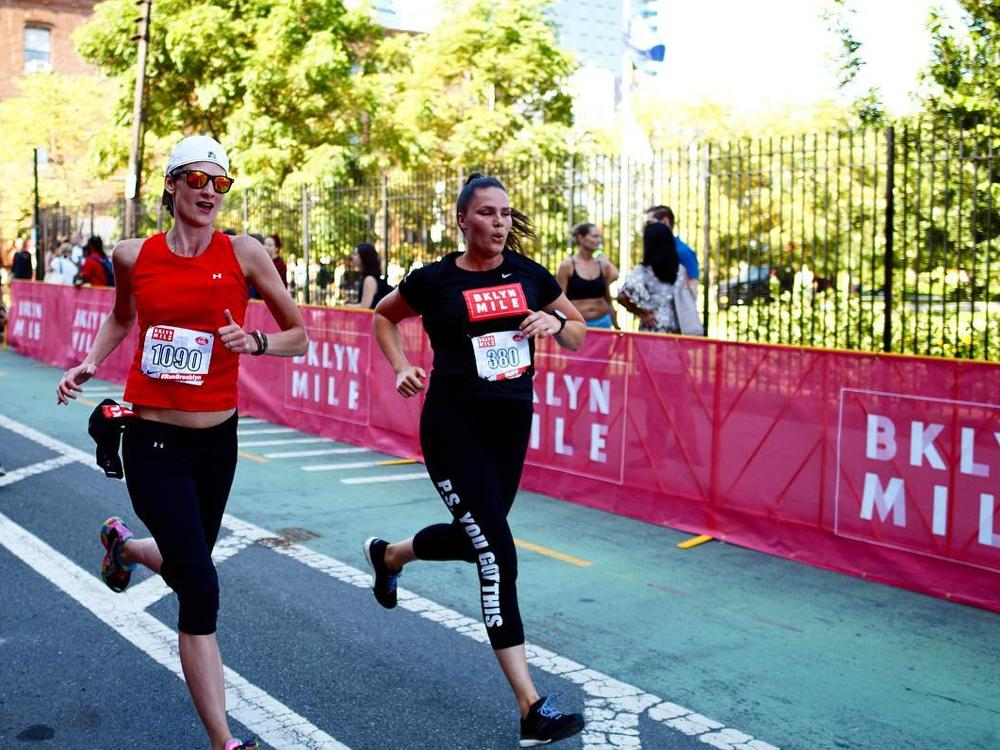 """<p>After watching the race from the 10-mile mark last year, the model has decided to take on the challenge herself. """"Last year I was a brand-new runner with zero intention of ever running a race of this distance,"""" she wrote on <a rel=""""nofollow"""" href=""""https://www.instagram.com/p/Ba1e9CygAGq/?hl=en&taken-by=candicehuffine"""">Instagram</a>. """"But that's the funny thing about life and goals and drive ... they all step in and step up and have you surprising yourself. The nerves are real. The excitement is even stronger!""""</p>"""