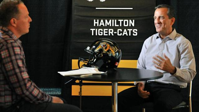 From a 10th CFL franchise in Halifax to the latest on Johnny Manziel, there were plenty of topics discussed during Wednesday's media day in Banff, Alta.