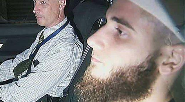 Succarieh was arrested during counter-terrorism raids in south east Queensland in 2014. Source: Supplied.