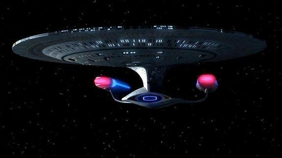 The U.S.S. Enterprise NCC-1701-D was a Galaxy-class starship and the flagship of Starfleet. The fifth starship to be named Enterprise, commanded by Captain Jean-Luc Picard. This ship provided the main setting for Star Trek: The Next Generation