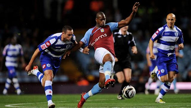 <p>Villa paid £4m for Harewood in 2007, but he failed to ever oust John Carew and Gabby Agbonlahor from the Villa starting XI.</p> <p>As a result, the striker was loaned to Wolves and Newcastle during his time with the Midlands club, before leaving permanently in 2010.</p>