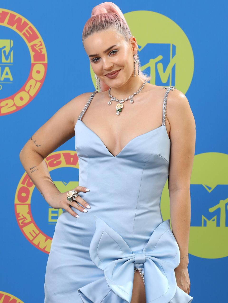 (Getty Images for MTV)