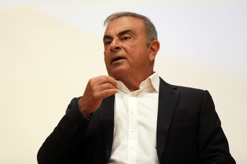 Carlos Ghosn to unveil ambitions plan to help Lebanon economy