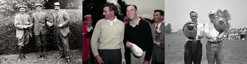 U.S. Open playoffs have produced memorable moments, such as Francis Ouimet's historic 1913 win at The Country Club, Jack Fleck's upset of Ben Hogan in 1955 at Olympic Club, and the mega-clash between Arnold Palmer and Jack Nicklaus at Oakmont in 1962.