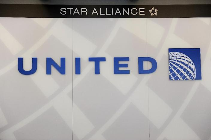 United Airlines also ended its partnership with the NRA, suspending discount rates that had been offered to its members (AFP Photo/MIRA OBERMAN)