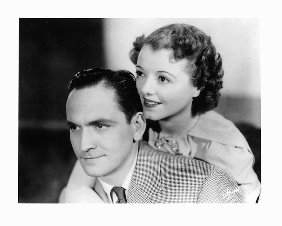 <p>Esther, portrayed by Janet Gaynor, has dreams of becoming a Hollywood actress. She meets Norman Maine, portrayed by Fredric March, who is a successful actor. His alcoholism is the downfall of his career, while Esther's first movie role turns her into an overnight success. Despite their passionate connection and Esther's attempts to help Norman, he eventually self destructs and takes his own life. The movie had three remakes after the original, with the most recent version starring Lady Gaga and Bradley Cooper as Ally and Jackson.</p>