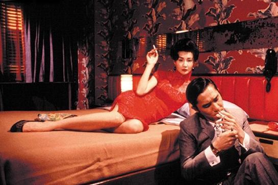 """<em><strong>In The Mood For Love</strong></em> (2000)<br> Not only is this film a fabulous study of couples seeking other arrangements, but the costume design exudes sex appeal.<br><br><span class=""""copyright"""">Photo: Courtesy of USA Films.</span>"""