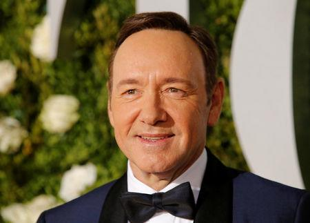 FILE PHOTO: 71st Tony Awards Arrivals New York City, U.S., 11/06/2017 - Actor Kevin Spacey.  REUTERS/Eduardo Munoz Alvarez/File Photo