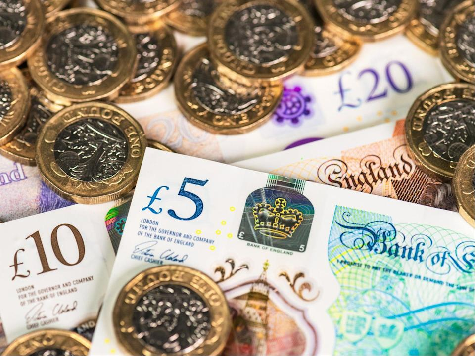 The inflation rate is increasing again as the UK economy begins to move out of the pandemic recession (Getty Images/iStockphoto)