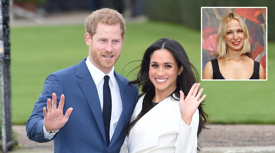 Fashion designer Misha Nonoo has been credited with setting up Prince Harry and Meghan Markle [Photo: Getty]