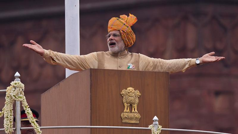 PM Modi Thanks 'New India' At Poll Victory Road Show in Delhi