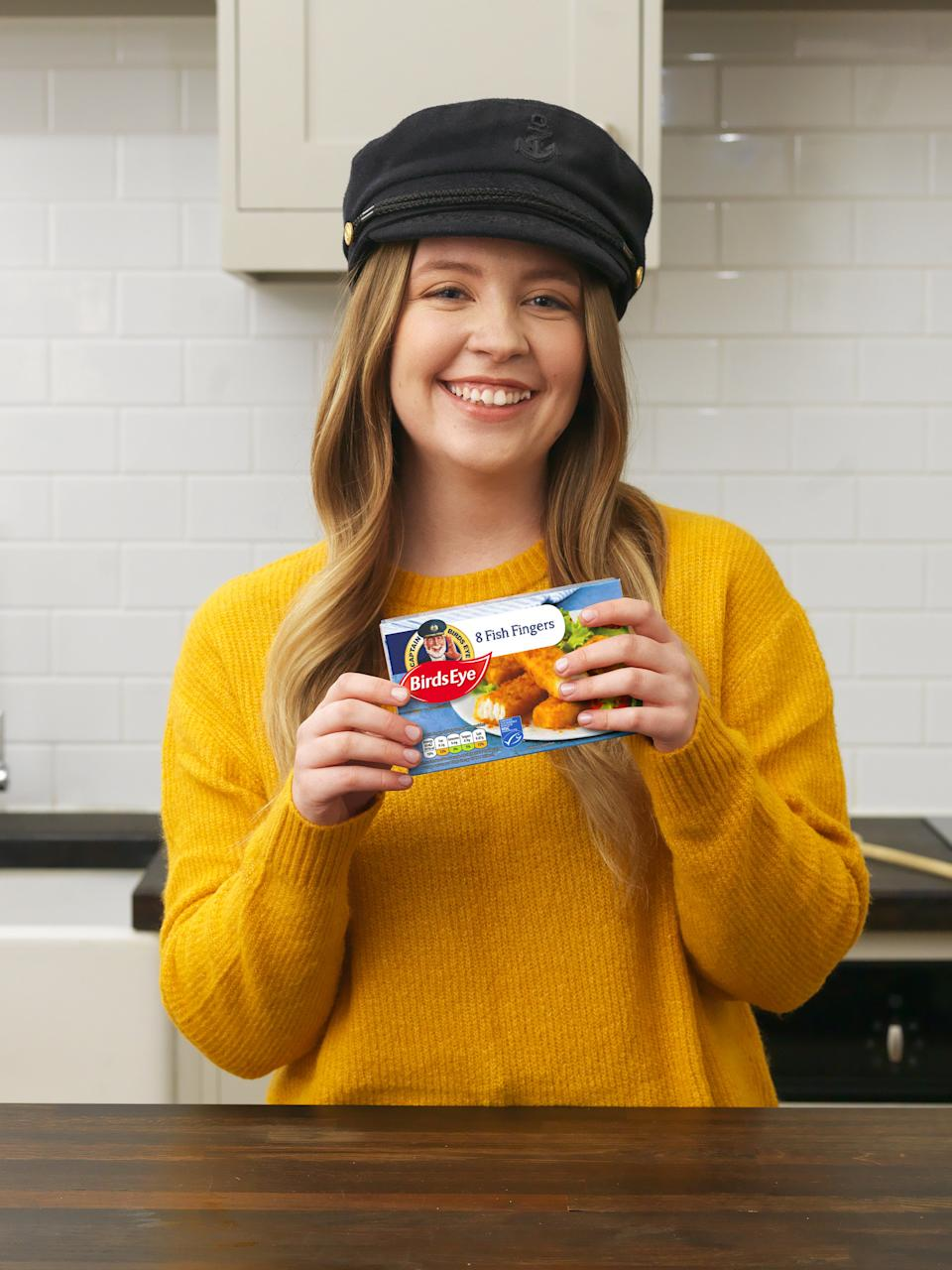Carter-Dunn, 24, from Gloucestershire beat 500 other people to be crowned the winner of a nationwide competition. (SWNS)