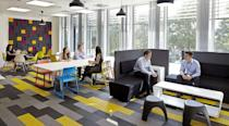<p>Industry: Business application software<br>Recommend to a friend rating: 75%<br>(SAP/Glassdoor) </p>