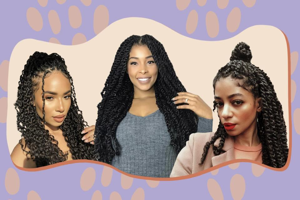 passion twists ideas hairstyle protective beauty hair