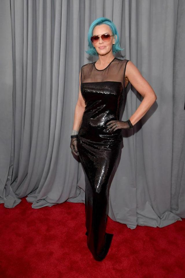 McCarthy attends the 60th Annual Grammy Awards at Madison Square Garden on Jan. 28, 2018, in New York City. (Photo: Getty Images)