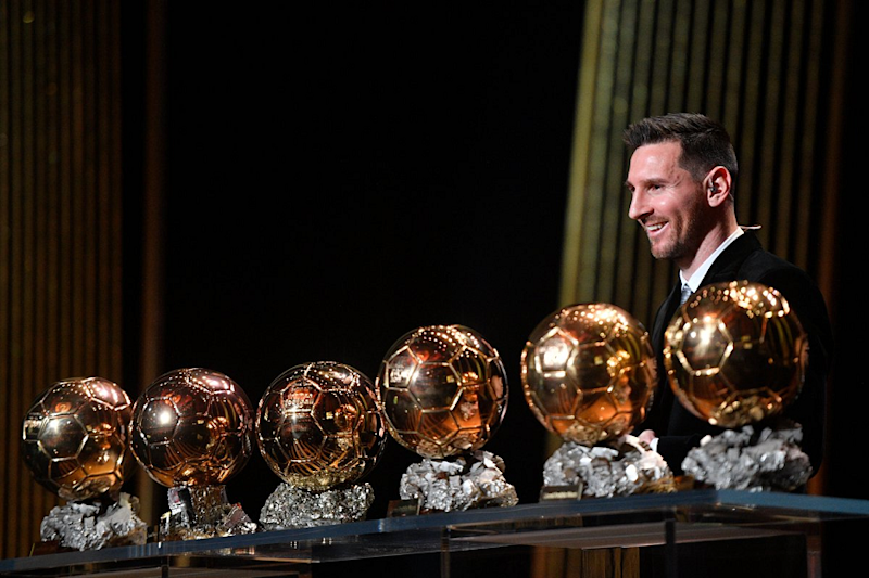 Lionel Messi Wins Record Sixth Ballon d'Or Title, Overtakes Ronaldo; Rapinoe Takes Women's Prize
