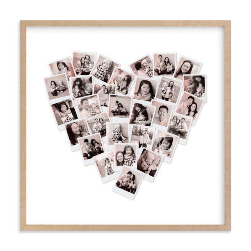 """<p><strong>Minted </strong></p><p>minted.com</p><p><strong>$111.00</strong></p><p><a href=""""https://go.redirectingat.com?id=74968X1596630&url=https%3A%2F%2Fwww.minted.com%2Fproduct%2Fphoto-art%2FMIN-QRY-GCP%2Ffilter-heart-snapshot-mix-photo-art&sref=https%3A%2F%2Fwww.goodhousekeeping.com%2Fholidays%2Fgift-ideas%2Fg4349%2Fgifts-for-college-graduates%2F"""" rel=""""nofollow noopener"""" target=""""_blank"""" data-ylk=""""slk:Shop Now"""" class=""""link rapid-noclick-resp"""">Shop Now</a></p><p>Commemorate the best memories from their college years with this heart-shaped collage. But first, get the hammer ready: They'll definitely want to hang it as soon as they move into their new spot. </p>"""