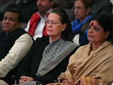 Sonia Gandhi says son Rahul is her 'boss' too, wants to work with like-minded parties to defeat BJP
