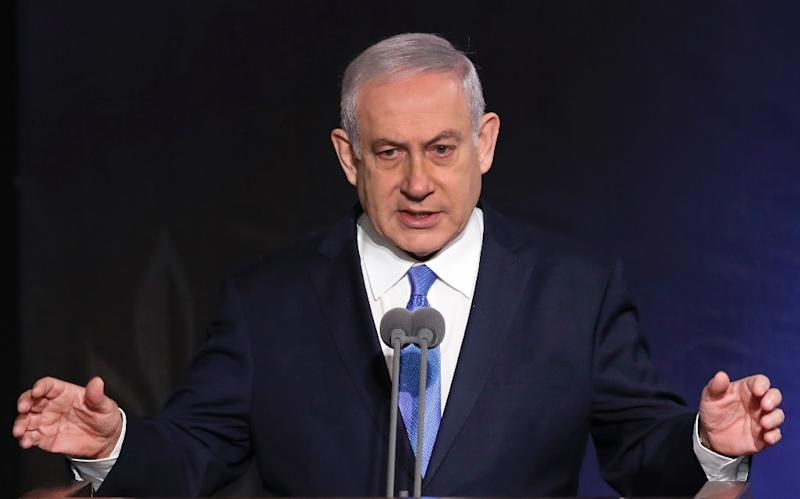 Netanyahu: Get out Or Be Bombed