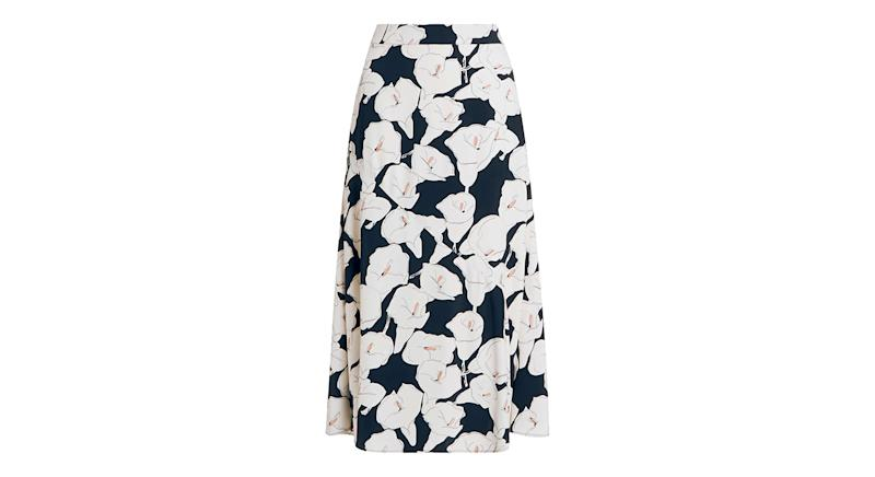 Somerset by Alice Temperley Lily Print Midi Skirt