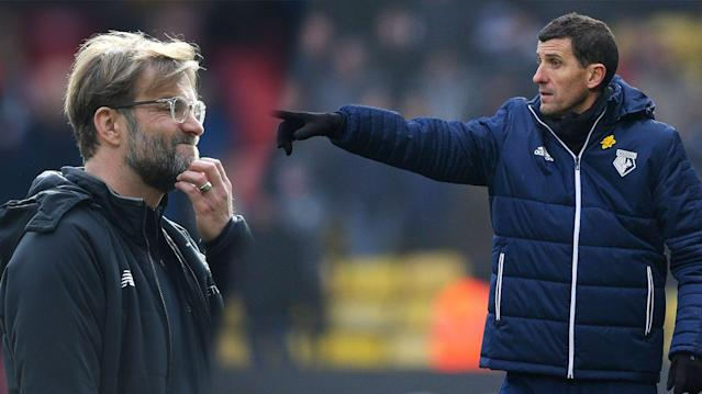 Premier League live: Liverpool vs Watford