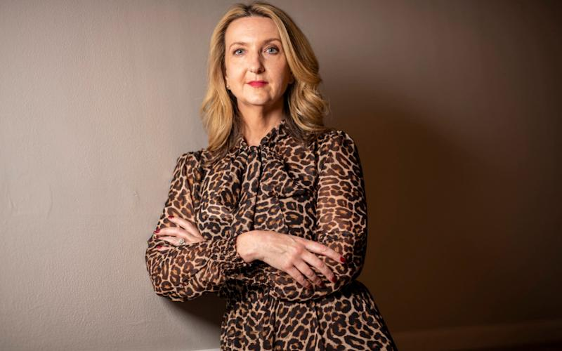 Victoria Derbyshire spoke out during The Telegraph's Women Mean Business Live event - Paul Grover for the Telegraph