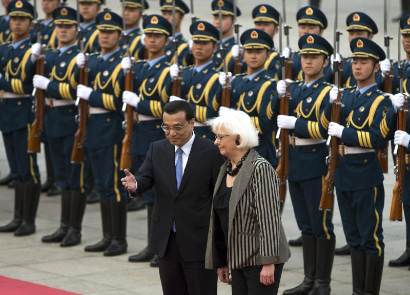 China and Iceland sign free trade agreement