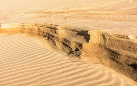 Formby Point erosion - Credit: istock