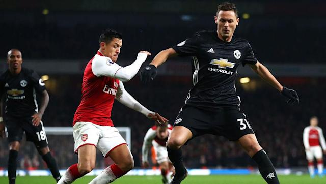 <p>United have plenty of injury problems of their own ahead of Sunday's derby. Nemanja Matic, Marouane Felliani and Phil Jones are all doubtful but may feature, though Eric Bailly is all but certain to miss out until at least the week after.</p> <br><p>Paul Pogba meanwhile will miss the next three matches following his sending off at Arsenal on Saturday, while Michael Carrick is out for the foreseeable future following treatment for an irregular heartbeat.</p>