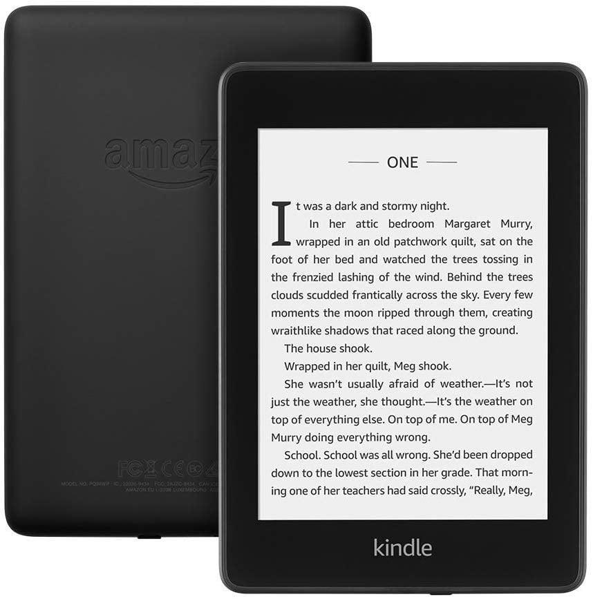 <p>There is no better way to spend your commute than reading, so get them this <span>Kindle Paperwhite</span> ($130).</p>