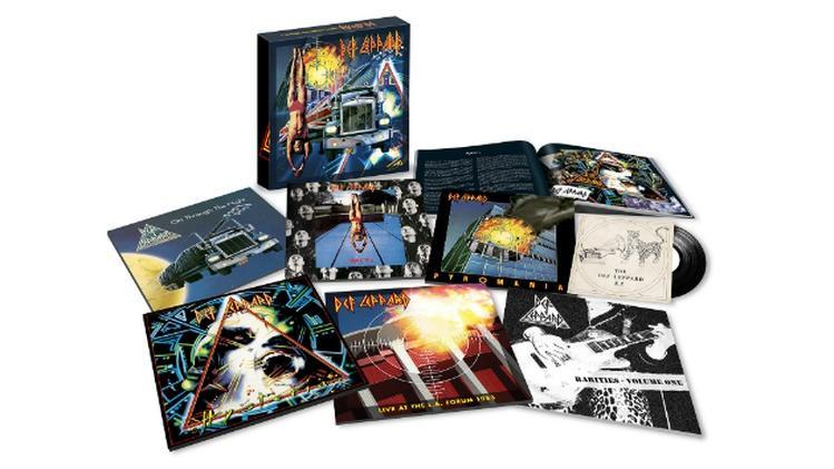 """<p>The Rock and Roll Hall of Fame nominees launch their career-spanning boxed set series """"Volume One,"""" which contains their first four studio albums in eight-LP and seven-CD editions. Included are early recordings, B-sides and the concert album Live at the L.A. Forum 1983. </p>"""