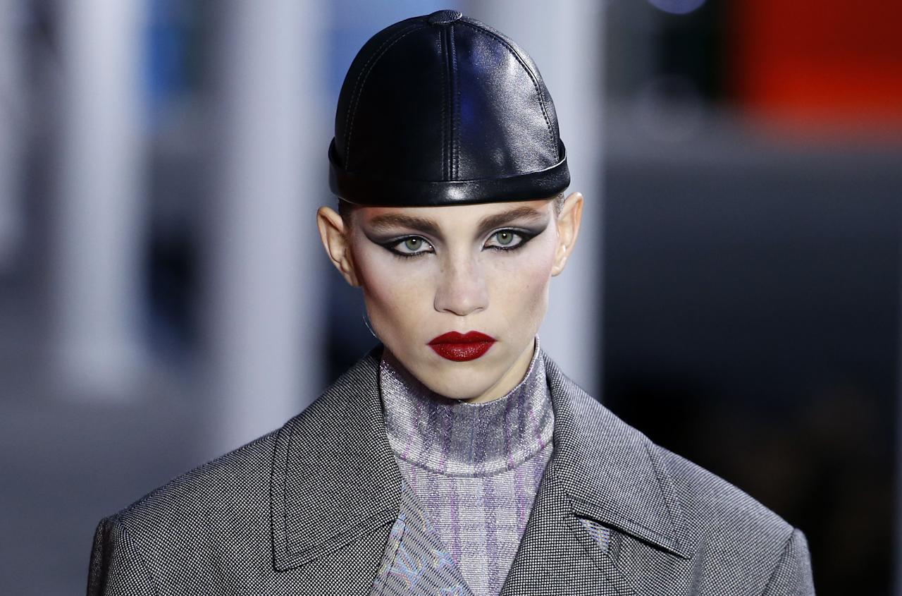 <p>Whether it's two-tone pink and red lipstick, a healthy glow so extreme you're basically applying moon dust to your skin, or black lashes and plastic bug eyes a la Gareth Pugh, these are the hottest make-up looks sashaying down the runways at fashion week AW19.</p><p>From Burberry and Christopher Kane, to Valentino and Jeremy Scott, we've got every major make-up look and trend to inspire you for Autumn 2019.</p>
