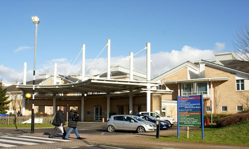 South Wales hospital cancels most operations after Covid outbreak