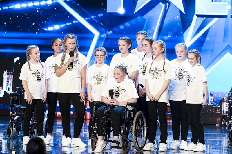 Episode two: There wasn't a shortage of talent in the second week of the competition: ITV/Syco /Thames