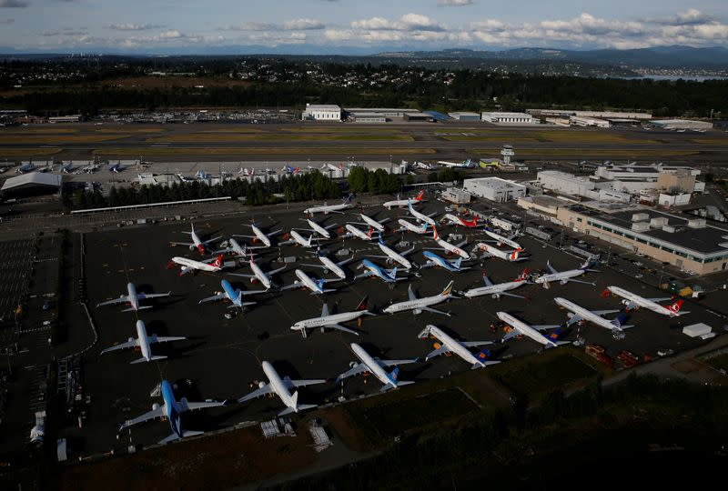 Exclusive: U.S. senators draft plan to reform new plane design approvals after 737 MAX crashes