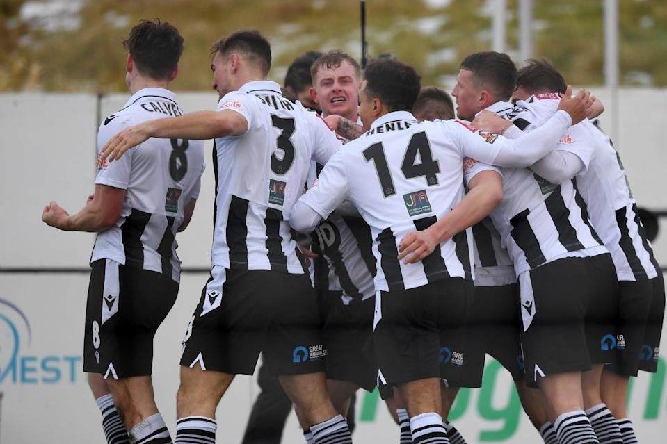<p>Sixth-tier Chorley upset youthful Derby in the FA Cup third round</p> (Getty Images)