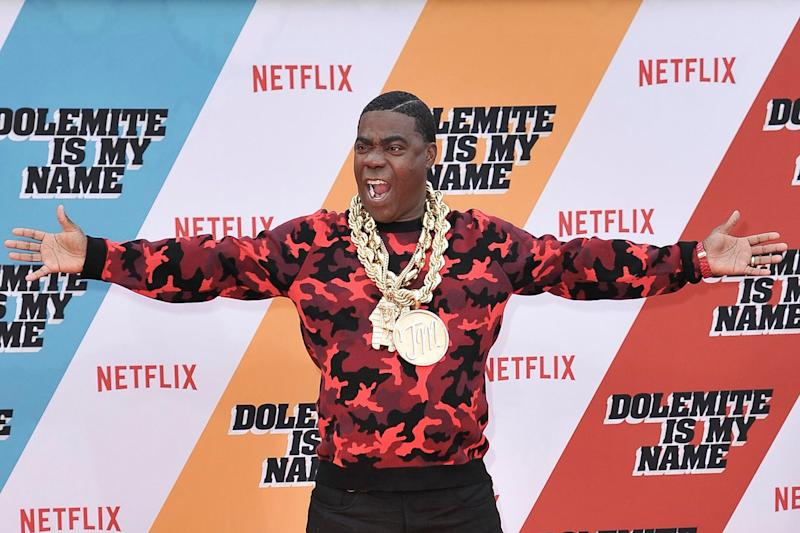 Tracy Morgan details role-playing with wife amid coronavirus