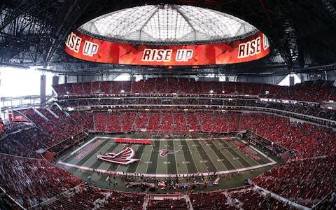 <span>Rise up? Rise up! We better do as the sentient LCD circle says, we don't want to anger it</span> <span>Credit: USA Today </span>