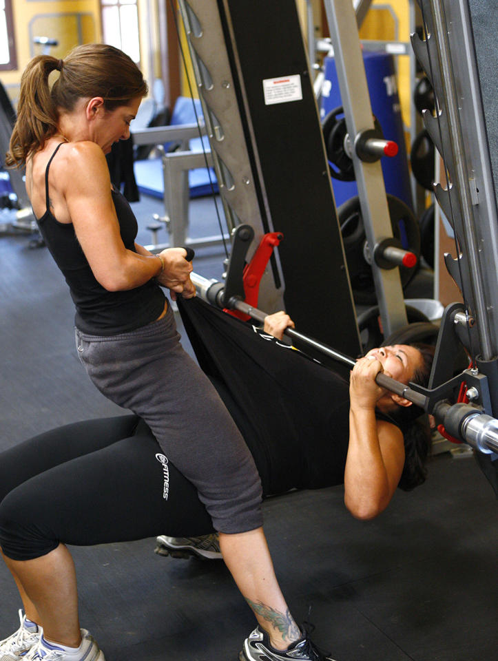 <p>The popular weight-loss competition has been mired in controversies of late, with former contestants claiming the show's staff provided them with diet drugs. (Former trainer Jillian Michaels with Season 6 contestant Michelle Aguilar.)<br /> (Photo by Trae Patton/NBC/NBCU Photo Bank via Getty Images) </p>