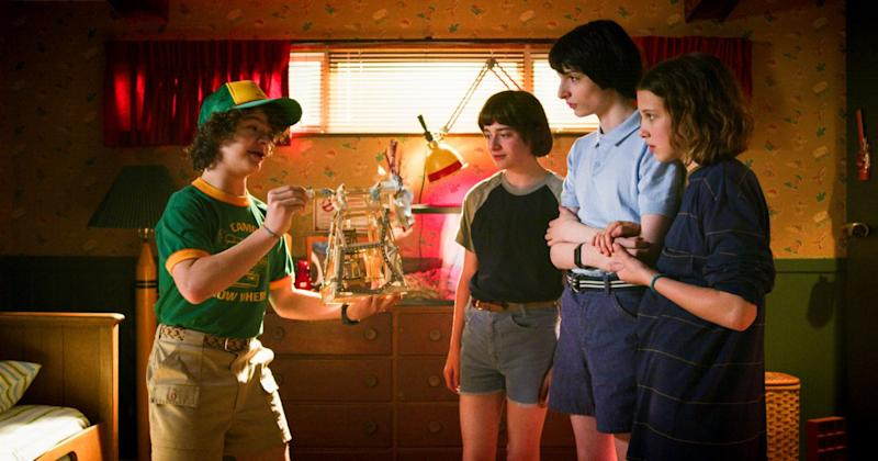 'Stranger Things' Writers Share The First Season 4 Episode Title