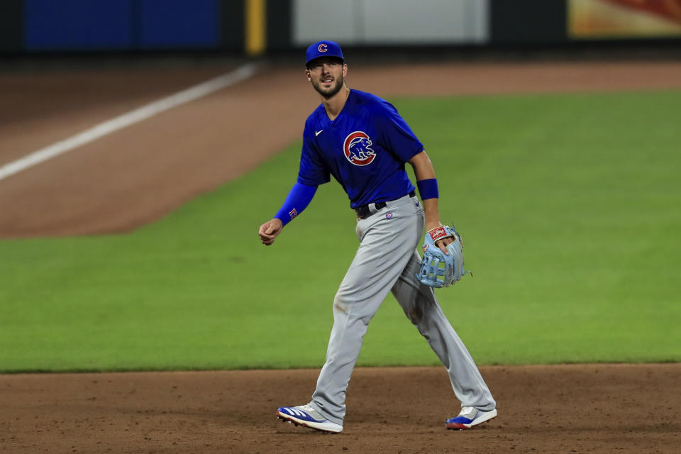 After winning NL Rookie of the Year and MVP in back-to-back seasons, Kris Bryant's superstar trajectory stalled amid injuries.