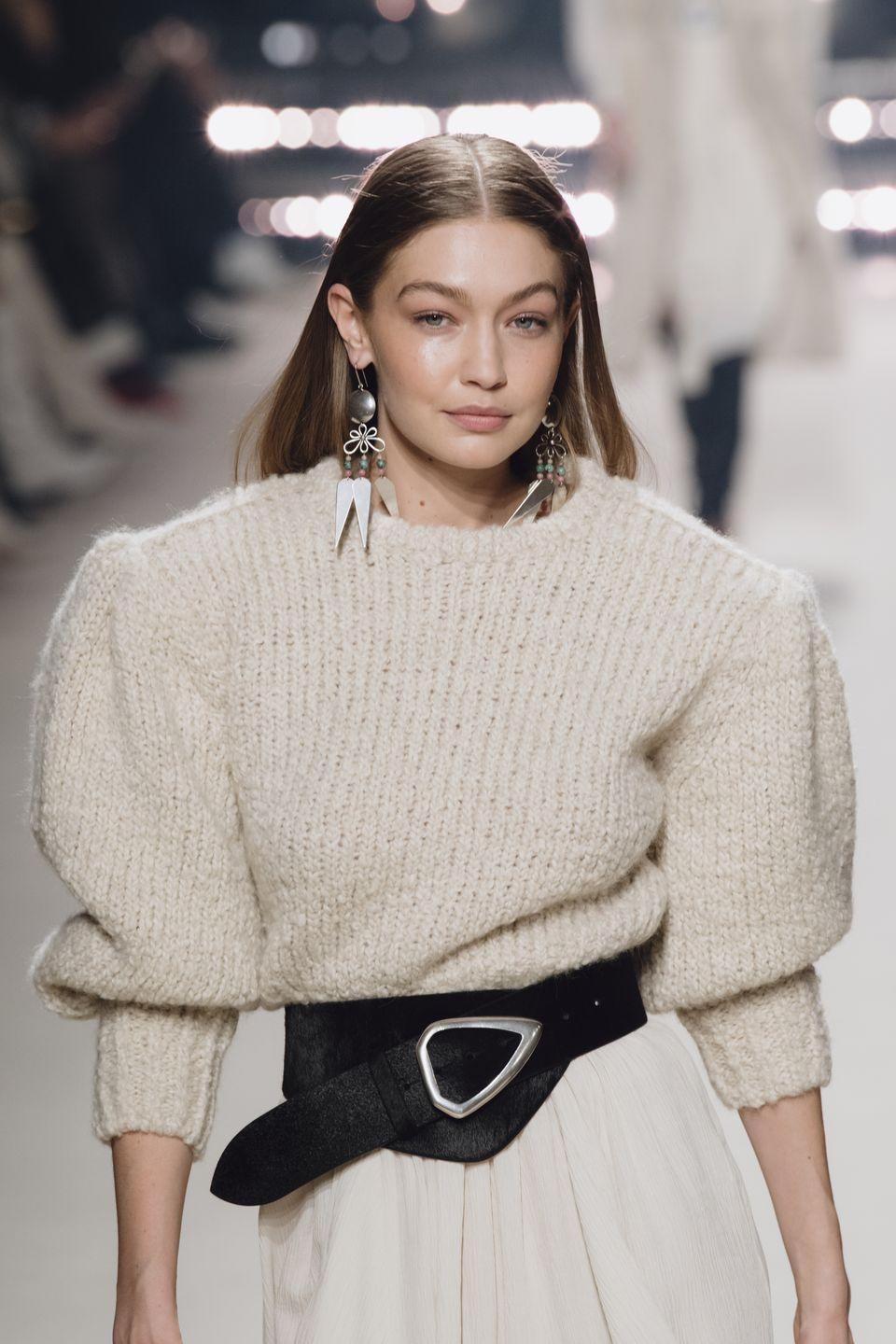 <p>This season, high-shine cheekbones are taking a backseat to fresh-faced radiance. At Isabel Marant, models appeared naturally dewy–like they just applied at 10-step skincare routine.</p>