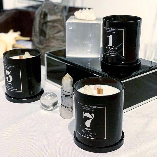 """<p>Coming at you with some awesome wood-wick, coconut-soy candles that burn for a straight 75 hours, nbd. But here's where Lucky No. Candles get even more awesome: Each one has a crystal and scent that corresponds to its numerological assets—choose your favorite number, your birthdate, or just one that has a great scent. You really can't go wrong.</p><p><a class=""""link rapid-noclick-resp"""" href=""""https://luckynocandles.com/collections/everything"""" rel=""""nofollow noopener"""" target=""""_blank"""" data-ylk=""""slk:SHOP NOW"""">SHOP NOW</a></p><p><a href=""""https://www.instagram.com/p/B_I2CjenZLN/"""" rel=""""nofollow noopener"""" target=""""_blank"""" data-ylk=""""slk:See the original post on Instagram"""" class=""""link rapid-noclick-resp"""">See the original post on Instagram</a></p>"""