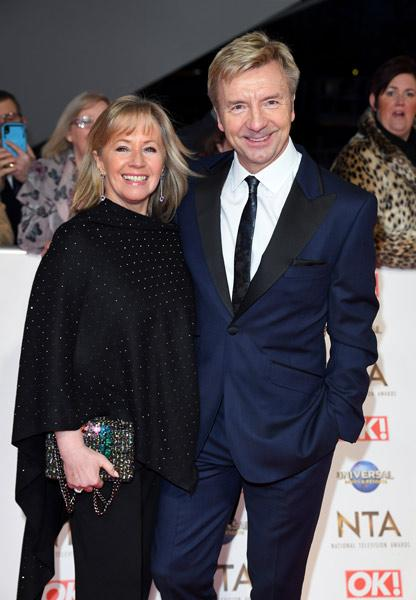 Karen-Barber-and-Christopher-Dean-attend-the-National-Television-Awards-
