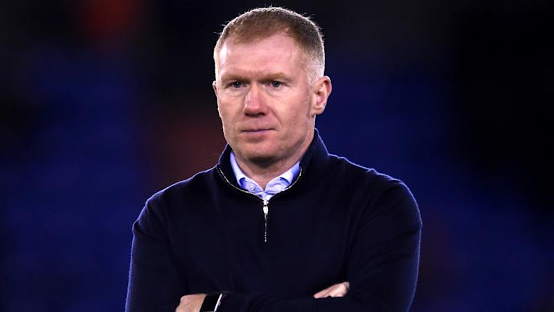 Man Utd legend Scholes charged by FA over alleged betting breaches
