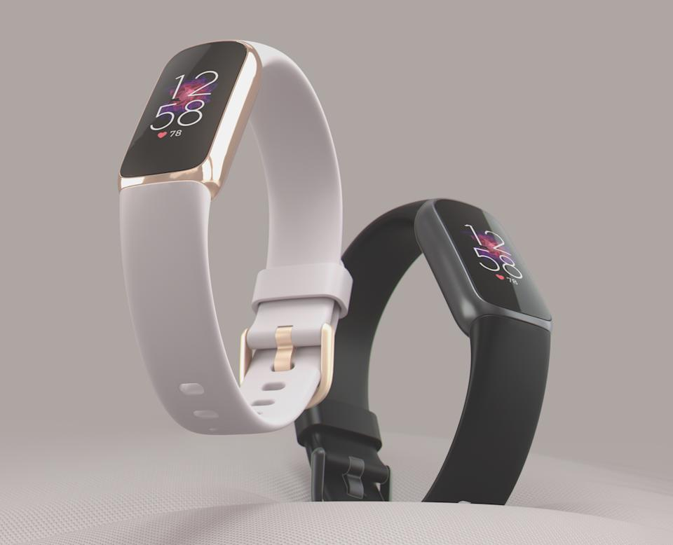 The Fitbit Luxe is the company's first tracker since it was acquired by Google's Alphabet. (Image: Fitbit)