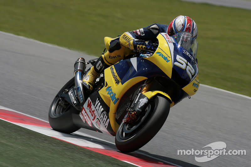 "2008. James Toseland (MotoGP)<span class=""copyright"">Yamaha Motor Racing</span>"